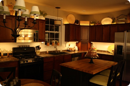 lights above kitchen cabinets 9 ways to decorate awkward space above kitchen wall cabinets 7065