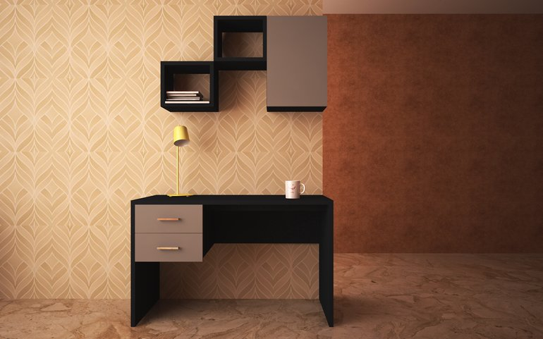 5 contemporary study table designs your home deserves to have