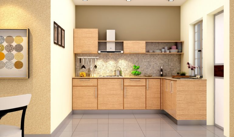 Go Modern with Modular Kitchens