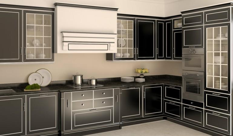 HomeLane Look Book: Stylish Black Kitchens