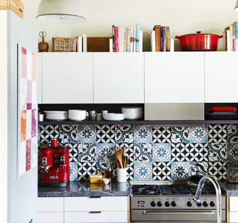 Do's and Don'ts for Open Kitchen Shelves