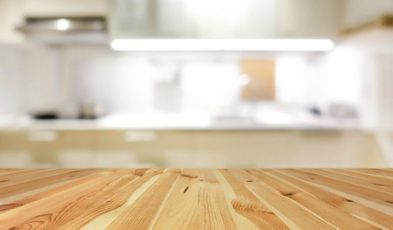 4 Popular Kitchen Countertop Materials