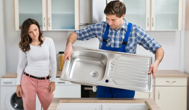 4 Most Popular Types of Kitchen Sinks