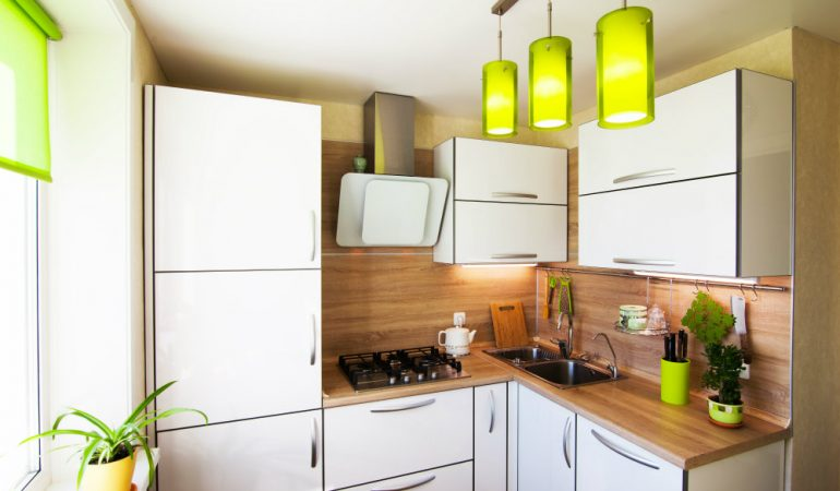 8 Big Design Tips For Small Kitchens