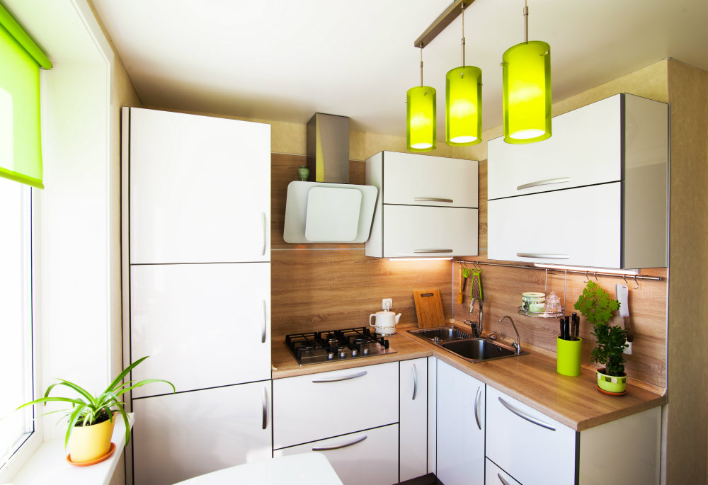 8 Big Design Tips For Small Modular Kitchen Design Ideas