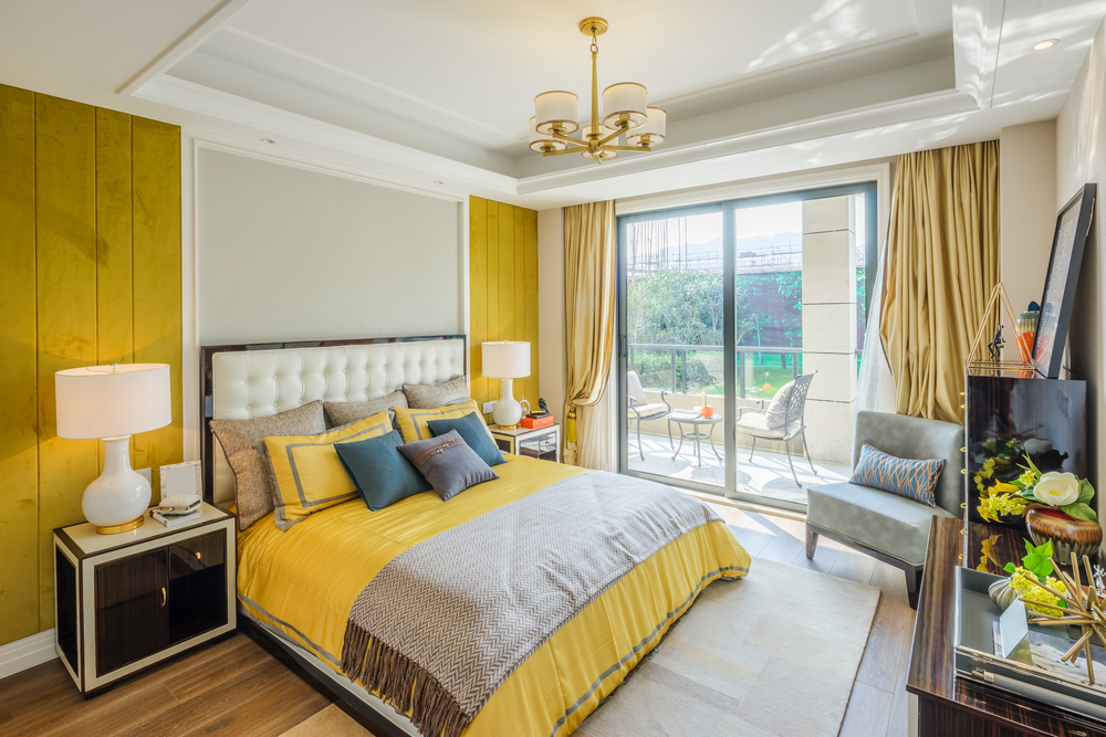 Bedroom Designing Tips Colour Options