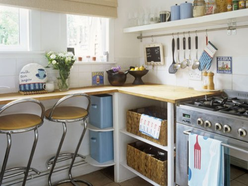 eatins for small kitchens
