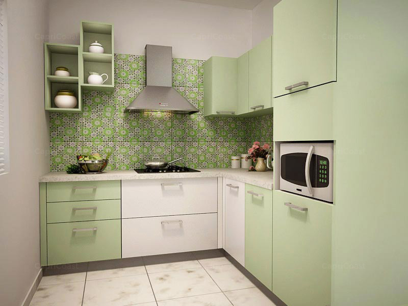 Top 10 kitchen color trends for you homelane blog Modular kitchen design colors