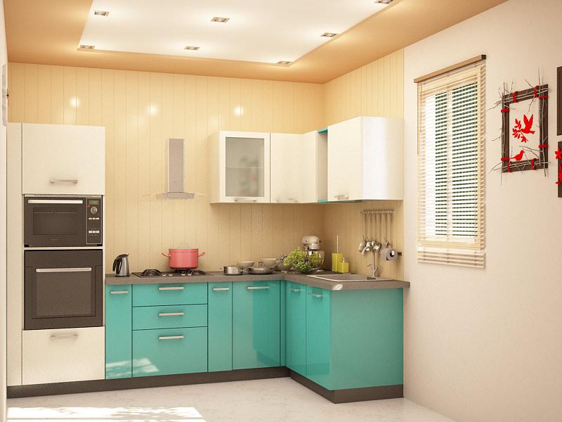 Top 10 Kitchen Color Trends For You - HomeLane Blog