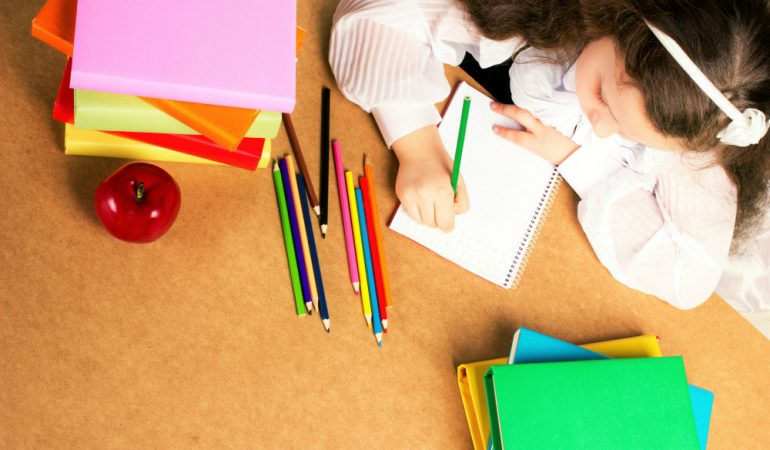 5 Easy Steps to Create a Perfect Study Space for Kids