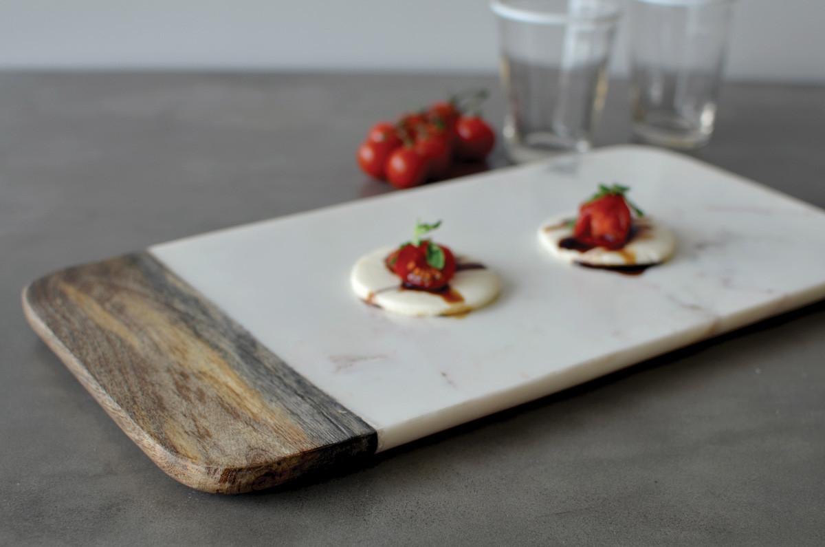 marble cutting board