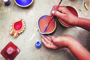 handmade-diyas