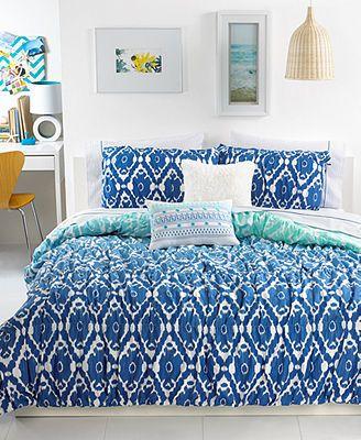 ikat-bedspread