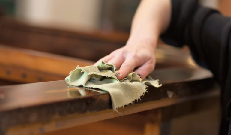 Easy Home Cleaning Hacks for Your Family's Wood Furniture