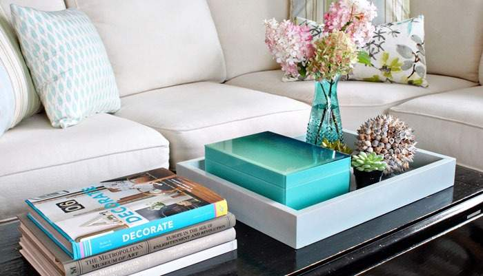 7 Creatives Ways Of Styling Your Coffee Table