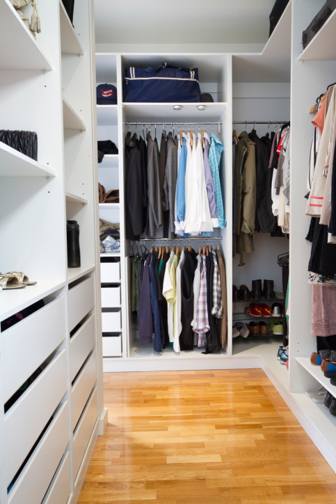 Types Of Wardrobes