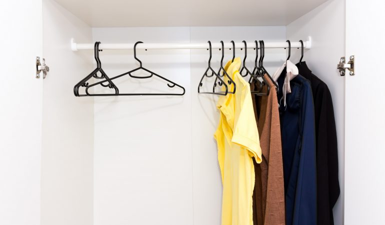 3 Basic Type of Wardrobes