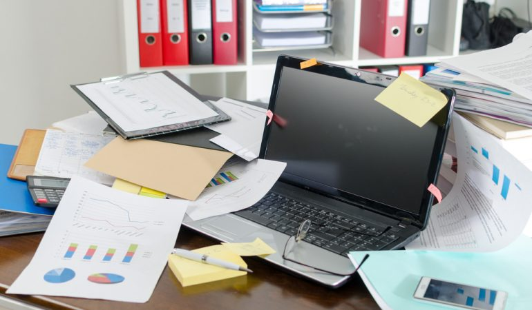 Declutter Your Workspace (And Your Mind)