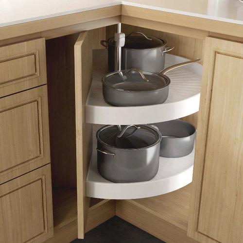 3 Space Saving Corner Units For Modular Kitchen Design