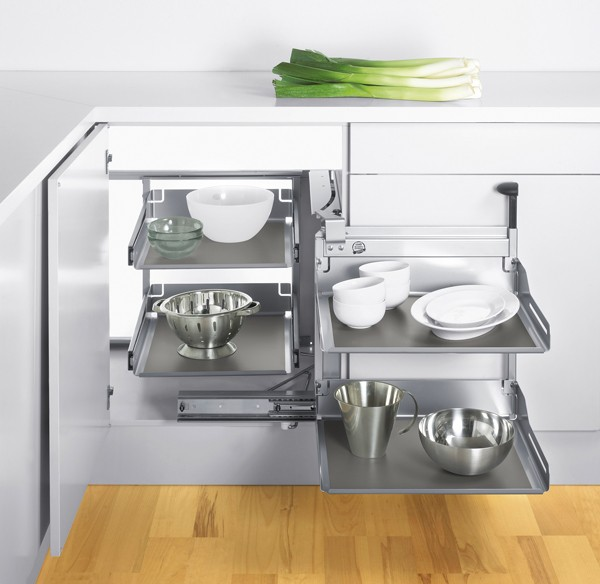 Modular Kitchen Solutions: 5 Modular Kitchen Accessories That A Huge Blessing