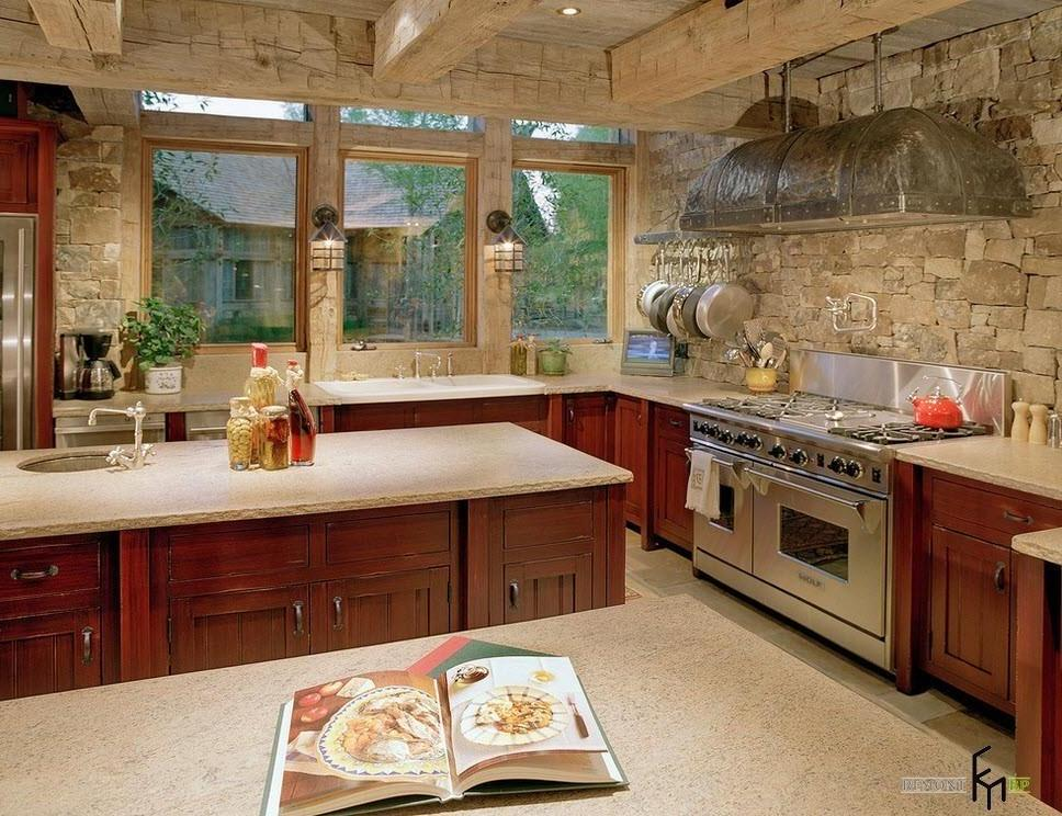 Stone in Kitchens