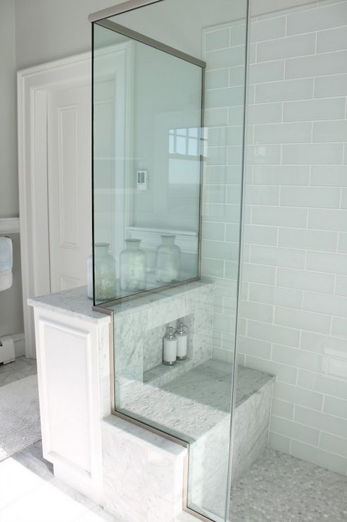 Luxury Bathroom Shower Seats Vignette With Bathtub Ideas