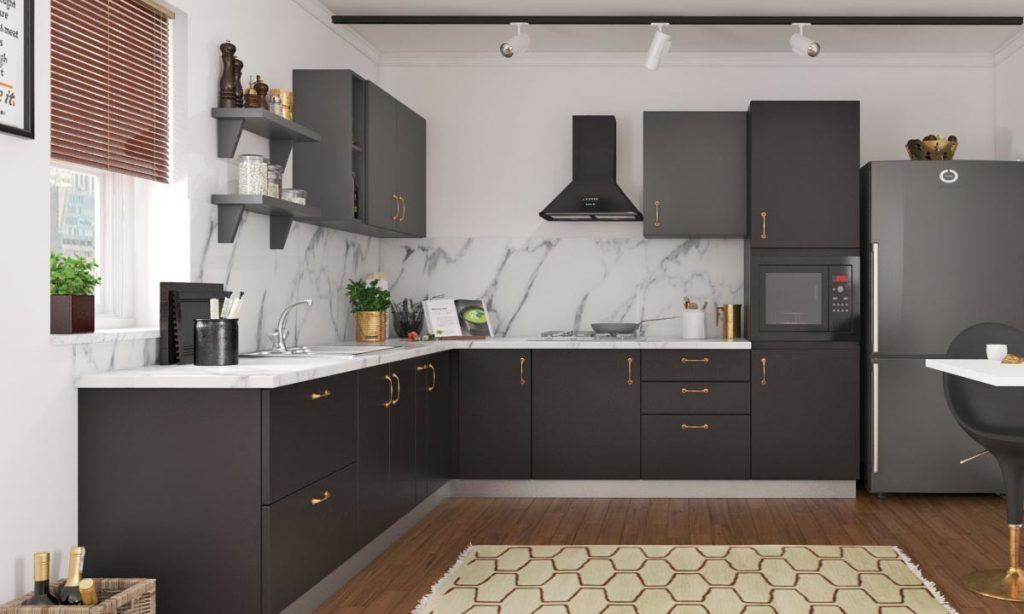 6 Most Popular Types Of Modular Kitchen Layouts