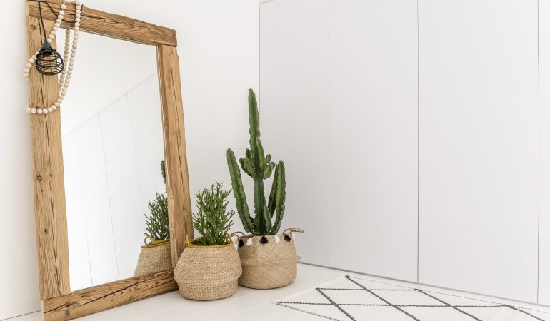 Use of Mirrors in Home Decor