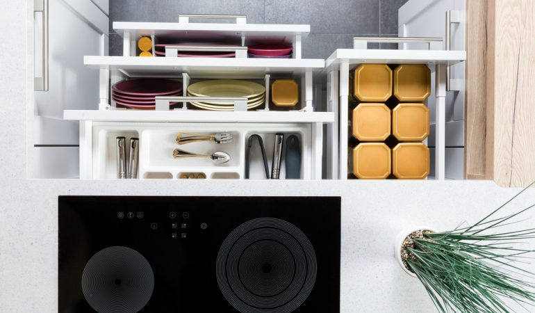 How to Design a Well Organised Kitchen
